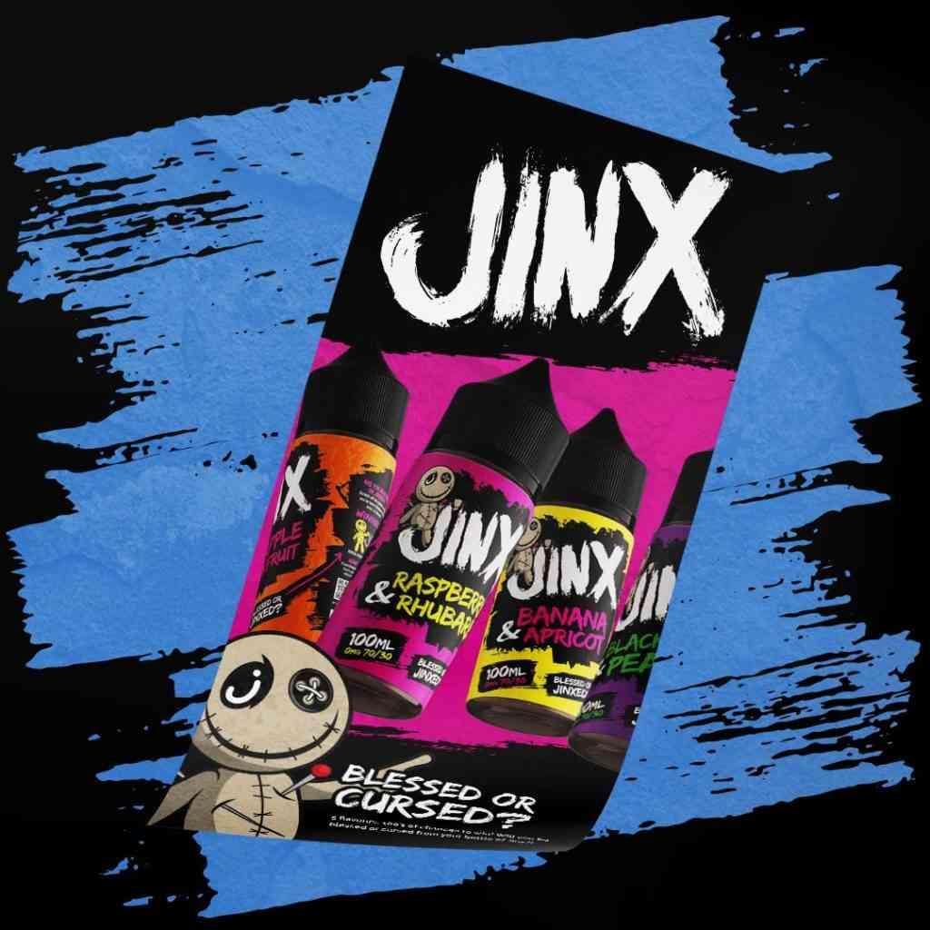 Jinx Eliquid Media Pack