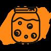 pineapple-grapefruit-shortfill-orange-ratio-icon